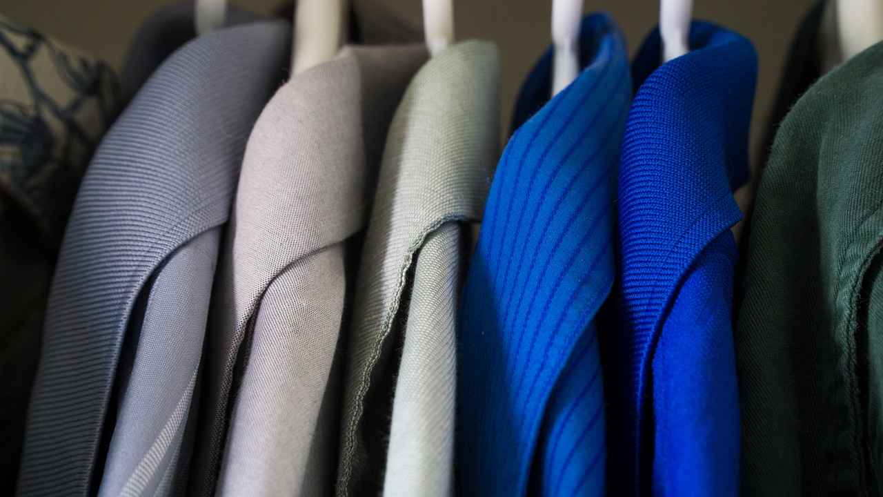 Garderoba – stwórz ją sam
