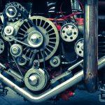 Wymiana filtrów w maszynach budowlanych